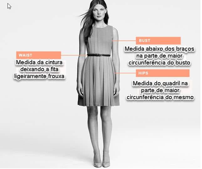 001ccd100 Convertendo tamanhos de roupas e calçados nos Estados Unidos
