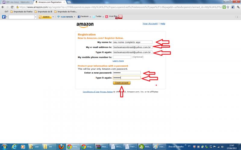 Comprar no Amazon