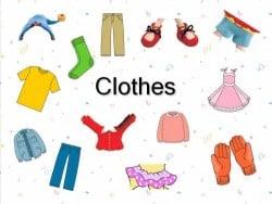importação de roupas