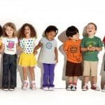 Links de lojas de artigos para crianças e bebês