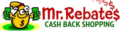 Cash back MrRebates