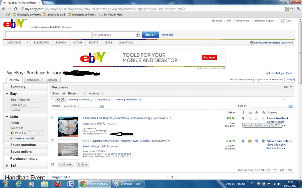 como comprar no Ebay