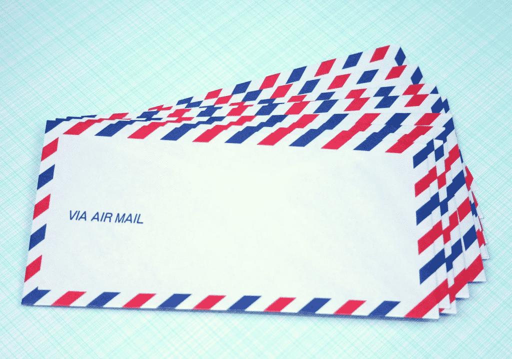 Shipito airmail