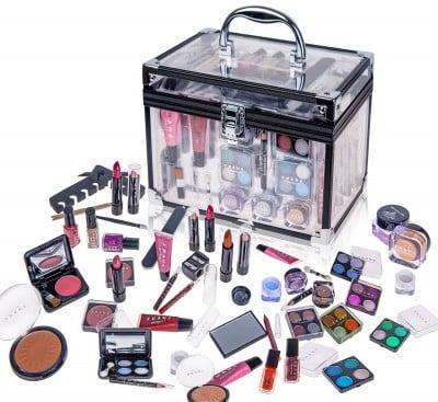 cosméticos e maquiagem no exterior