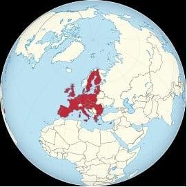 Compras na Europa pela internet