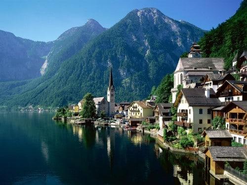 Lojas para comprar na Europa com Shipito Áustria