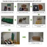 Consolidações de pacotes
