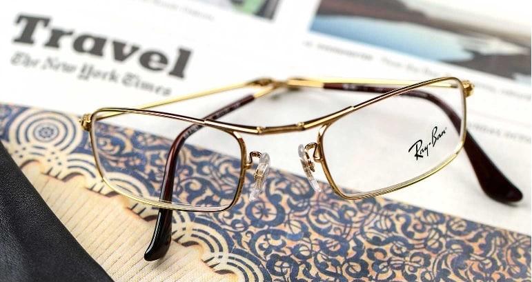 importar óculos