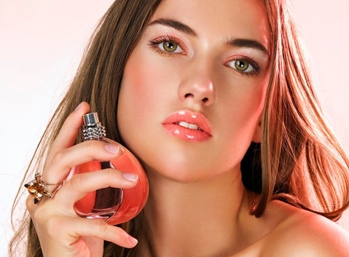 importação de perfumes