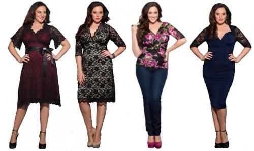 roupas plus size