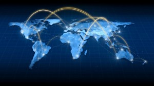 fretes internacionais