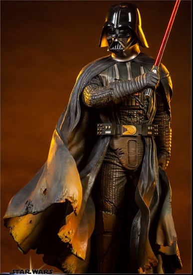 action figure -darth-vader