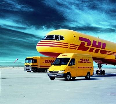 DHL Taxas