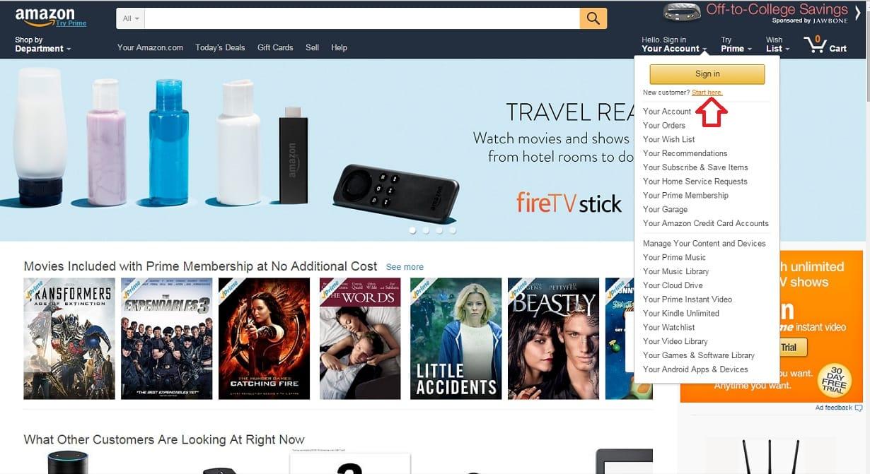 Shopfans + Amazon