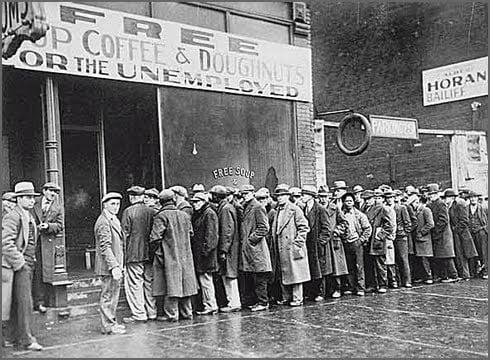 Como sair de uma crise financeira