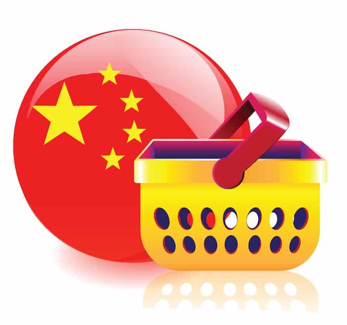 Importar da China para os EUA