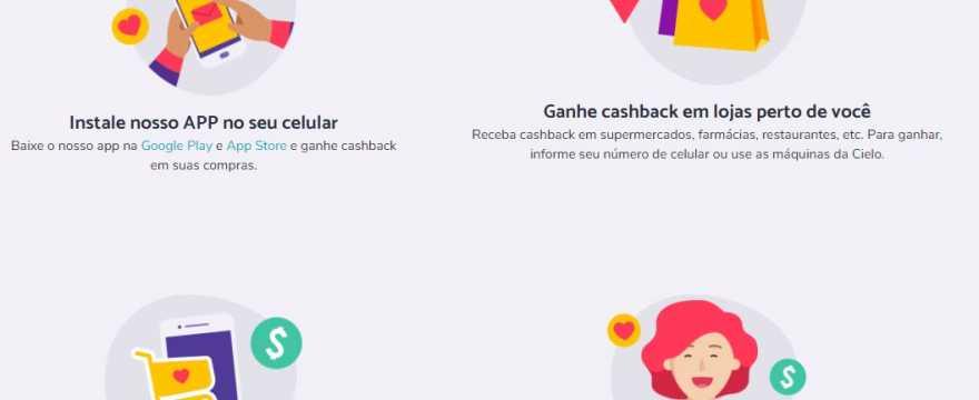 Méliuz Cash Back em lojas brasileiras agora é possível, saiba como.