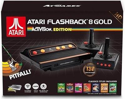 Game consoles retrô reviva a emoção dos games do passado