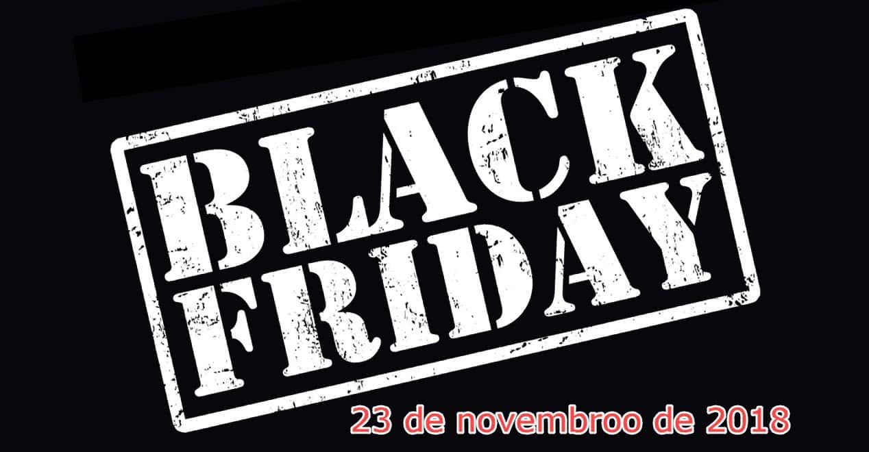 Black Friday lojas em oferta