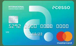 cartão de débito internacional
